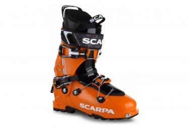 Chaussures Ski De Randonnée Scarpa Maestrale Orange