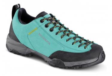 Chaussures Scarpa Mojito Trail Wmn Green Blue