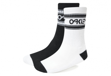 Chaussettes Oakley B1b Socks Blackout