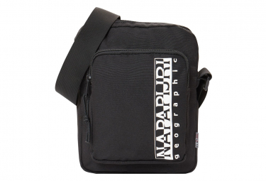 Sacoche Napapijri Happy Cross Pocket Black