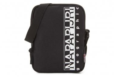Sacoche Napapijri Happy Cross Small Pocket Black