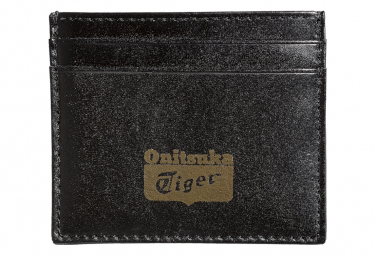 Asics Card Wallet 113940-0904 Non Communiqué portefeuille Noir