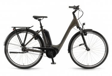 Winora Sinus Tria N8f Womens E-Bike  Marron / Noir