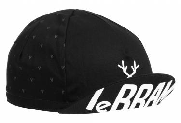 LeBram Cotton Classic Black Cap