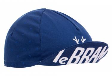 Casquette LeBram Coton Classique Bleu