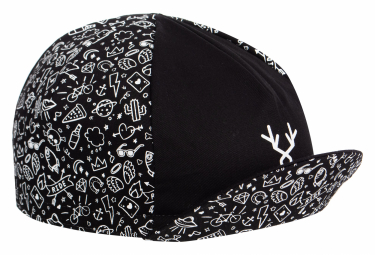Gorra LeBram Cotton Oz Negra