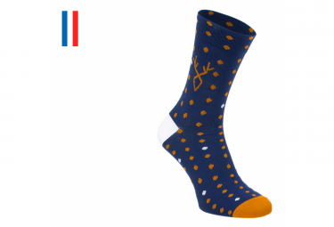 LeBram Ventiux Socks Blue/Canelle
