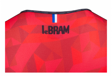 Tri-Function LeBram Male Red Iron Cross