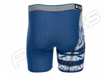Boxer Stance Tie Dye Yankees / Bleu foncé