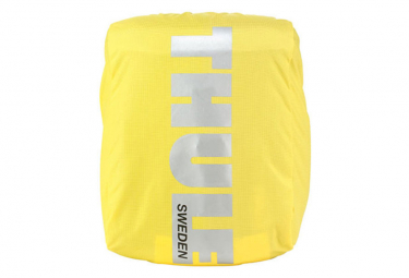 Funda impermeable Thule Pack 'n Pedal Neon Amarillo