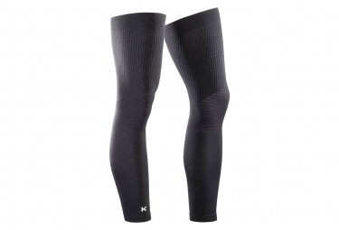Katusha Seamless Leg Warmers Black