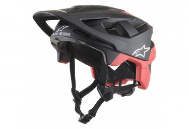 Alpinestars Hemlet Vector Pro Atom / Black / Red / Mat 2019