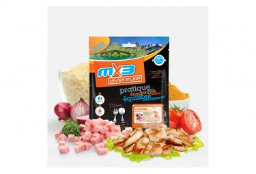 Image of Curry de porc madras mx3 140g