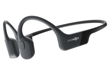 Casque Bluetooth Aftershokz Aeropex Noir