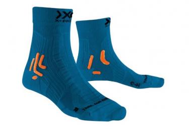 Paire de Chaussettes X-Socks TRAIL ENERGY bleu