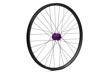 Hope Fortus 30W Pro 4 27.5 '' Front Wheel | Boost 15x110mm | Purple