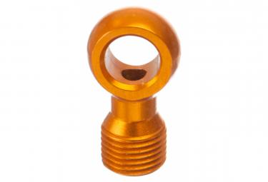 Connettore idraulico arancione Hope 90