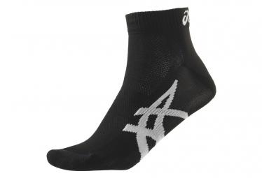 Image of Asics 1000s 2ppk socks 123438 0900 non communique chaussettes noir 35 38