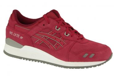 super populaire d6f1e f2739 Asics Gel Lyte III H5U3L-2323 Non Communiqu? sneakers Rouge