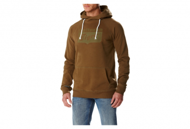 Onitsuka Tiger Hoodie 123496-0453 Homme sweat-shirts Olive