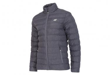 4F Men Jacket H4Z17-KUM002GREY Homme Veste Gris