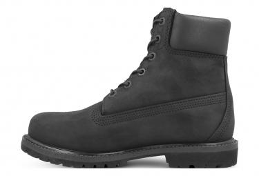 bonne qualité dans quelques jours plutôt cool Timberland 6 Premium In Boot 8658A Femme chaussures d'hiver Noir