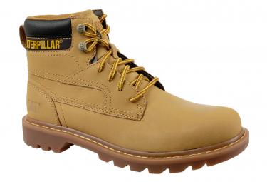 Image of Caterpillar bridgeport p719411 homme chaussures d hiver marron 40