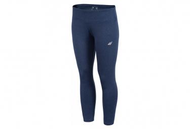 4F Women's Trousers  H4Z17-SPDF002NAVY Femme pantalon Bleu foncé