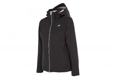 4F Women's Ski Jacket H4Z17-KUDN005BLK Femme Veste Noir