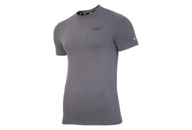 4F Men's T-shirt H4Z17-TSMF001DARKGREY Homme t-shirt Gris