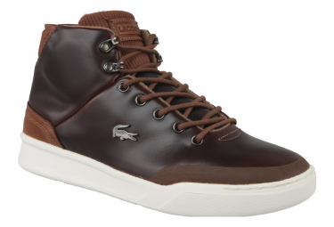 Lacoste Explorateur Classic CAM0025DT3 Homme chaussures de sport Marron