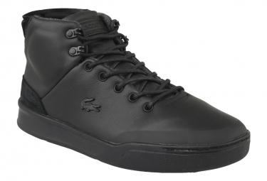 Lacoste Explorateur Classic CAM002702H Homme chaussures de sport Noir