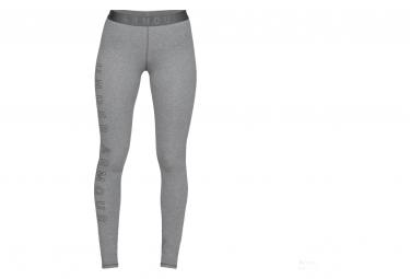 Under Armour Favourite Wordmark Legging 1329318-012 Femme legging Gris
