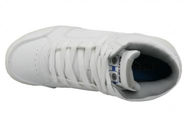 Skechers energy lights 90622l wht garcon chaussures de sport blanc 34