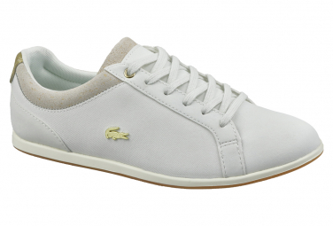 Lacoste Rey Lace 119 737CFA003706B Femme baskets Blanc