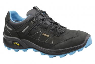Grisport Nero Soft 13113S2G Homme chaussures randonnée Noir