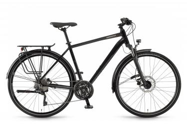 Bicicleta Ciudad Winora Domingo 30 Disc 28'' Noir