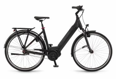 Winora Sinus iN7 Monotube Womens E-Bike  Noir