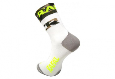 RAFAL ATTACK White Socks