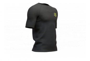 Compressport TSHIRT Black