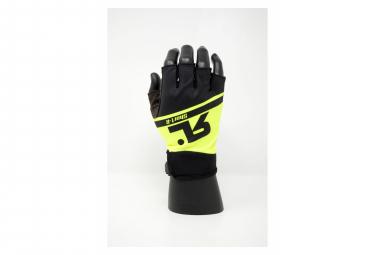 RAFA'L SHORT-R Summer Short Gloves Black & Yellow