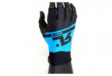 RAFA'L SHORT-R Summer Short Gloves Black & Blue