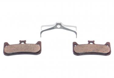 Semi-metalic pads ASHIMA FORMULA CURA 4 pistons