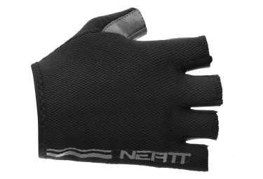 Pair of Short Gloves Neatt Race Black