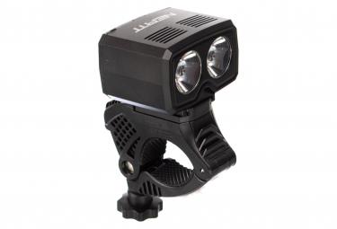 Éclairage Avant Neatt 350 Lumens Noir
