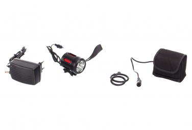 Éclairage Avant Neatt 3000 Lumens Avec Batterie Externe
