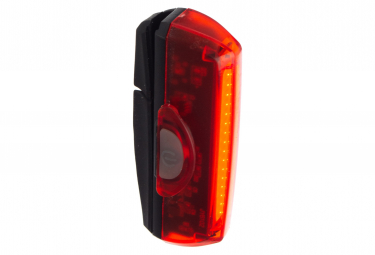 Neatt 50 Lumens USB Rear Light Black