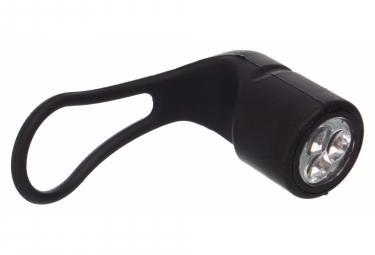 Éclairage Avant Neatt 3 LED Noir