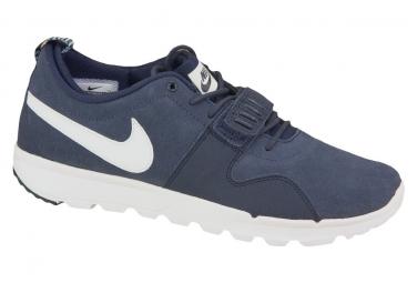 San Francisco d3656 73ba3 Nike Trainerendor Lth 806309-411 Homme chaussures de sport Bleu foncé