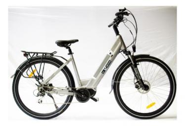 Vélo de Ville Electrique AC Emotion Integral Maxdrive Shimano 7V Gris